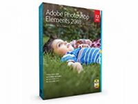 Adobe Photoshop Elements 2018 日本語版パッケージ